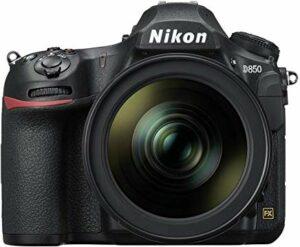 Kamera - Grundvoraussetzung für die Landschaftsfotografie, hier die Nikon D850, eine der besten für dieses Genre