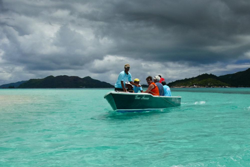 Seychellen - Sehenswertes: Ausflüge nach Cousin, Cousine und ...