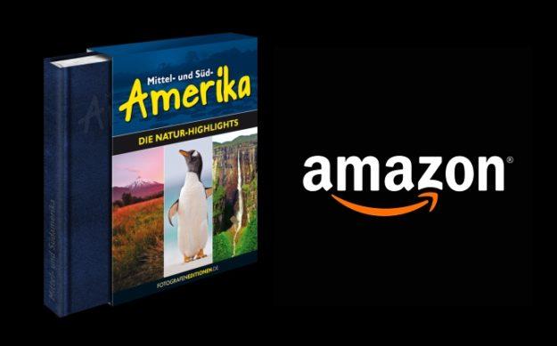 Bildband Mittel- und Südmarika jetzt auch bei Amazon