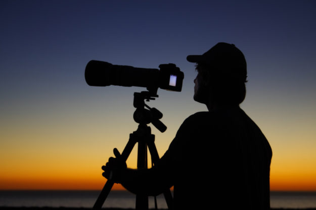Landschaftsfotografie Objektiv