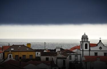 Das Ende Europas, Flores, Azoren, Portugal