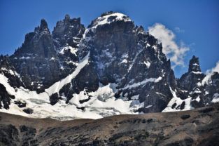 Cerro Castillo Massiv, Region Aysen, Patagonien, Chile