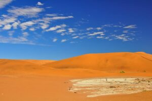 Hidden Vlei, Namib-Naukluft-Nationalpark, Namibia