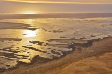 Wattlandschaft, Sandwich Harbour, Namibia