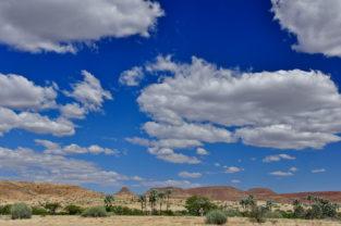 Tafelberge bei Palmwag, Damaraland, Namibia