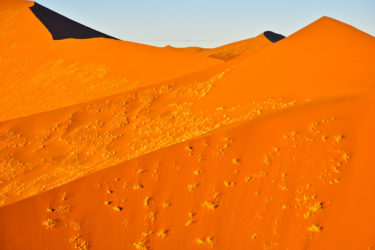 Dune 45, Sossusvlei, Namib-Naukluft-Nationalpark, Namibia