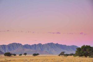 Naukluft-Berge, Sesriem, Namibia