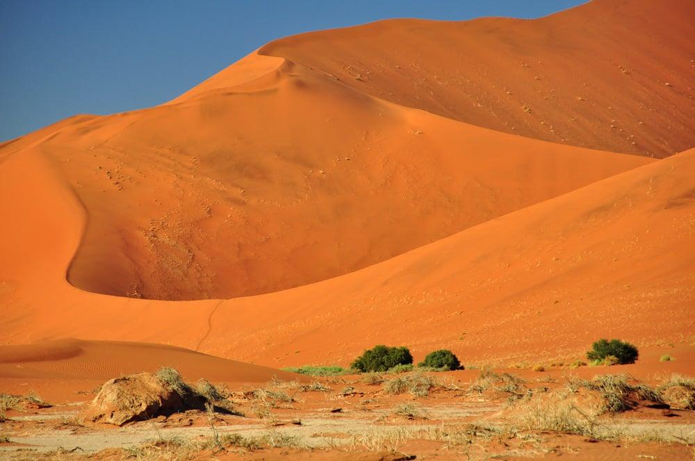 Big Daddy, eine der höchsten Dünen der Welt, Namibia
