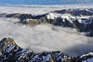 Mount-Cook-Nationalpark, Canterbury, Neuseeland