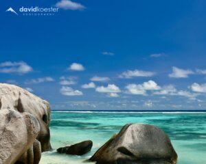 Seychellen Wallpaper 2 | 1280x1024 | Strand Anse Source d´Argent, La Digue | Hintergrundbild Desktopbild Bildschirmhintergrund