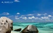 Seychellen Wallpaper 2 | 1920x1200 | Strand Anse Source d´Argent, La Digue | Hintergrundbild Desktopbild Bildschirmhintergrund