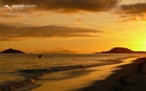 Seychellen Wallpaper 3 | Strand von Grand Anse, Praslin | 1920x1200 | Hintergrundbild, Desktopbild, Bildschirmhintergrund