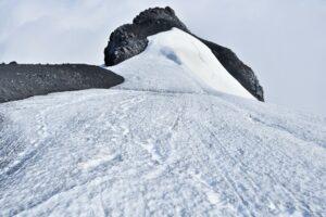 Gletscherfeld, Villarica, Chile