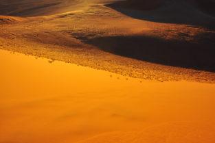 Dünenformation, Namibwüste, Namibia