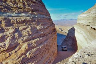 Canyon in der Atacama-Wüste, Región Antofagasta, Chile