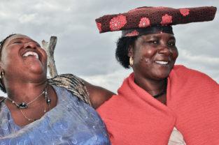 Herero-Frauen, Namibia
