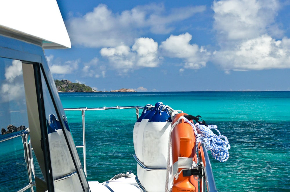 Segeln im Indischen Ozean, Seychellen