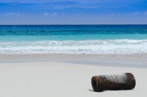 Strand Anse Intendance, Mahé, Seychellen