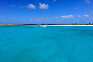 Sandy Island, Grenadinen, Grenada, Antillen, Karibik