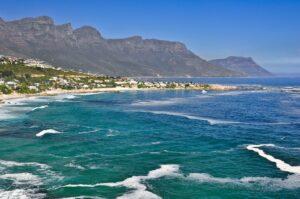 Camps Bay, Kapstadt, Western Cape, Südafrika