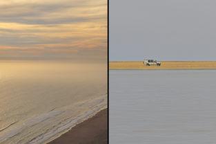 Atlantik trifft Wüste, Skelettkueste, Namibia, Afrika
