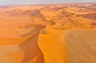 Dünenkämme, Namib-Naukluft-Nationalpark, Namibia