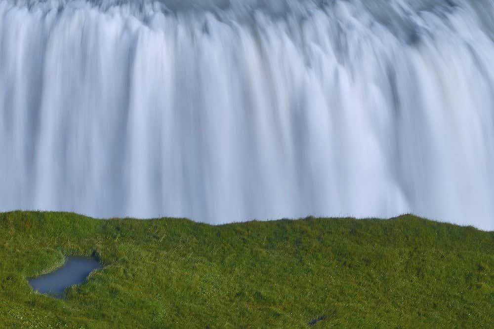 Gullfoss Wasserfall, Goldener Ring, Island