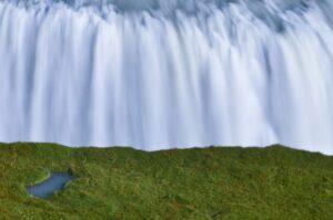 Gullfoss Wasserfall, Island