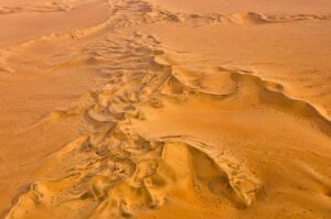 Dünenkämme, Namibwüste, Namibia
