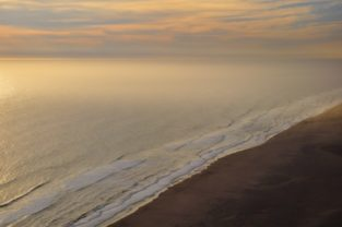 Skelettküste am Atlantik, Namibia