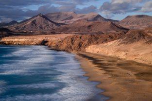 Strand Playa del Viejo Rey, La Pared, Barlovento, Fuerteventura