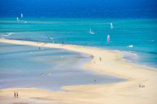 Fuerteventura Bilder Fotos | Strand Sotavento, Playas de Jandia