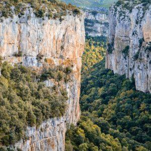Foz de Arbayun, Pyrenäen, Aragonien, Spanien