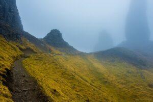 Schottland - Old Man of Storr, Isle of Skye