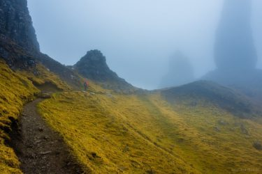 Schottland - Old Man of Storr, Isle of Skye