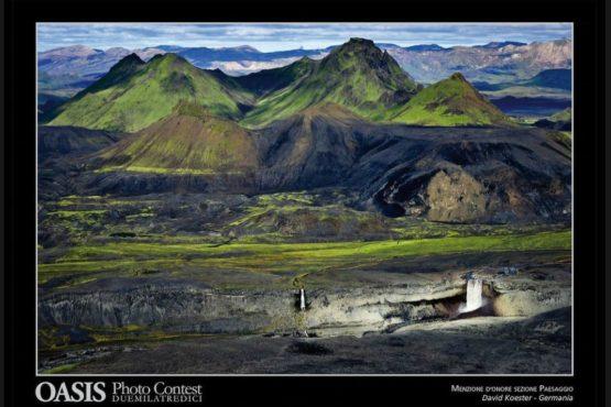 Oasis Photo Contest David Köster unter Preisträgern