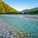 Julische Alpen, Triglav Nationalpark, Slowenien