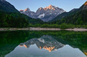 Julische Alpen, Triglav Nationalpark, Slowenien