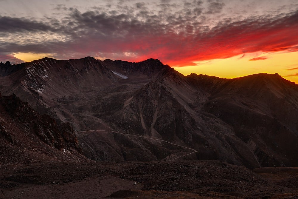Ile Alatau Nationalpark, Kasachstan