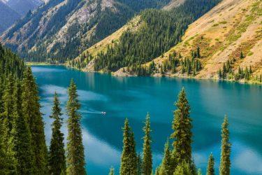 Kolsay Lake 1, Kasachstan