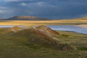 Berglandschaft, Tien Shan, Kasachstan