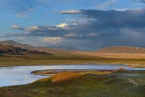 See im Tien Shan, Kasachstan