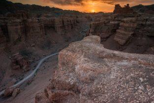 Sharyn Canyon, Kasachstan