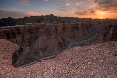 Sharyn Canyon, Kasachstan