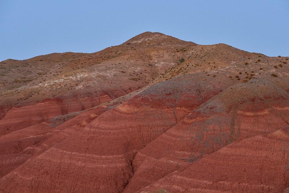 Berge von Aktau, Altyn Emel Nationalpark, Kasasachstan