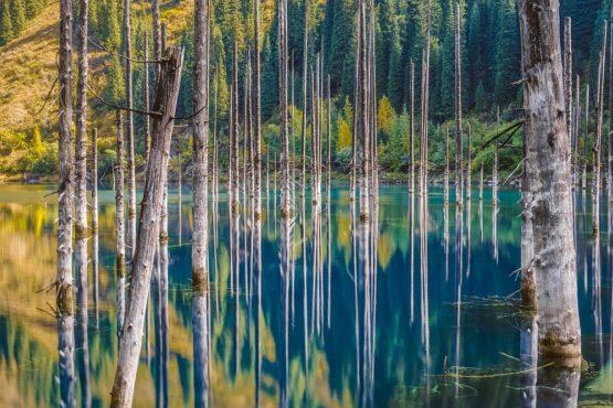 Kaindy See, Tien Shan, Kasachstan
