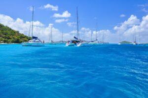Tobago Cays, Grenadinen, Karibik