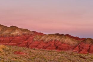 Wüste Altyn Emel, Kasachstan