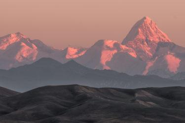 Khan Tengri, Kasachstan