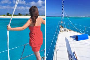 Sandy Island, Grenadinen, Karibik